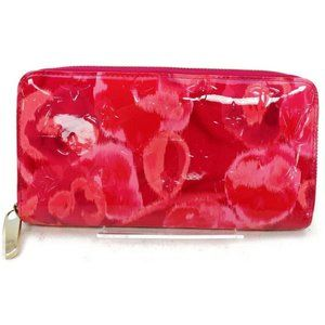 Louis Vuitton Ikat Zippy Wallet Indian Rose Pink